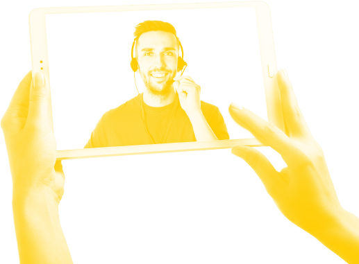 Proview Kontakt gelb